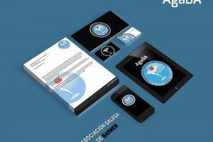 yMeraki estudio creativo - Agaba diseño de artículos publicitarios y papelería