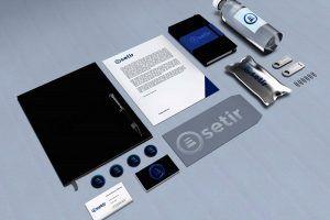 yMeraki estudio creativo - Setir diseño de artículos publicitarios y papelería