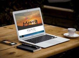 yMeraki estudio creativo - web biodanzar.com responsive