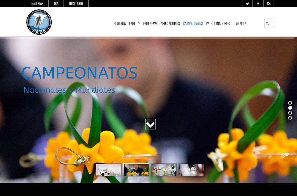yMeraki estudio creativo - Web FABEbarmans-Campeonatos