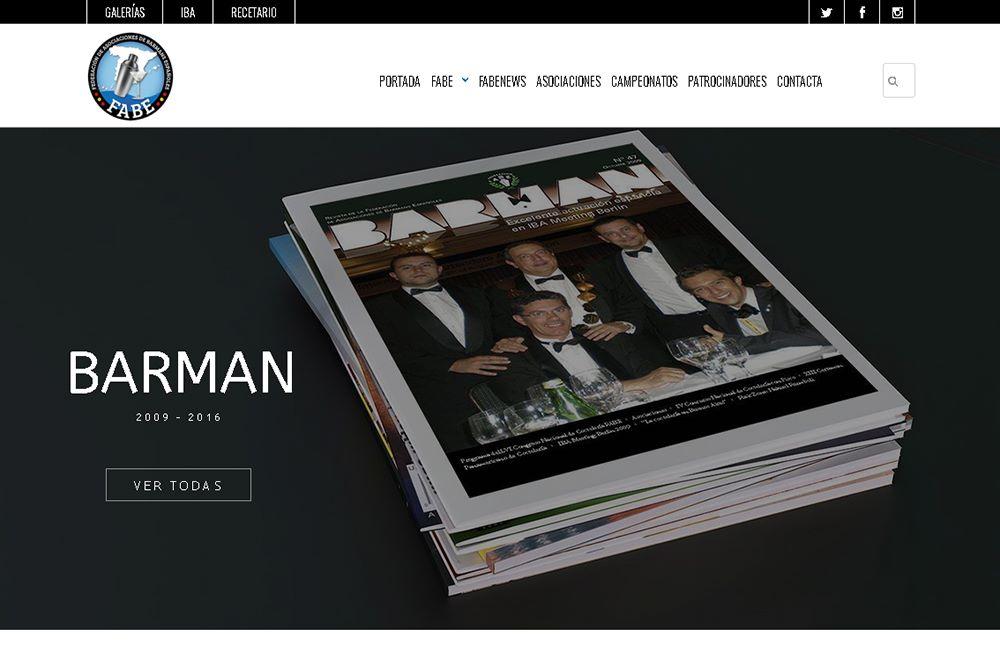yMeraki estudio creativo - Web FABEbarmans-Hemeroteca