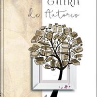 yMeraki estudio creativo - Diseño y maquetación-Libro digital Galería de Autores-portada