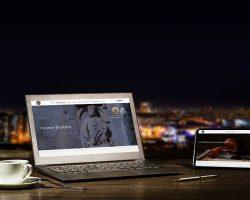 yMeraki estudio creativo - web musicaencompostela.es - diseño responsive