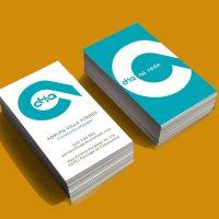 yMeraki estudio creativo - Chía na rede Tarjetas de visita